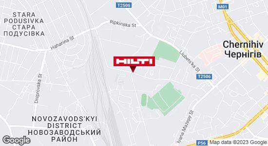 Нова пошта, м. Чернігів, Відділення №1