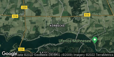 Google Map of Möhnesee