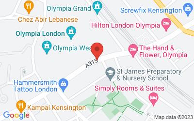 Hammersmith Rd, Hammersmith, London W14 8UX, Royaume-Uni