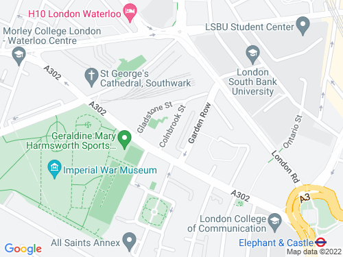 Map of Colnbrook Street