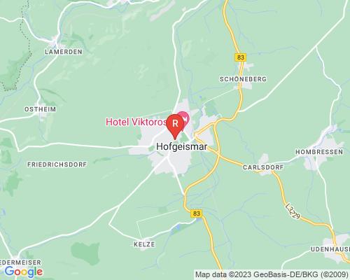 Google Karte von Rohrreinigung Hofgeismar