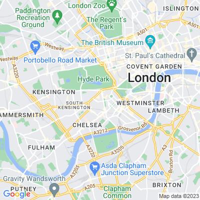 Hans Place Location
