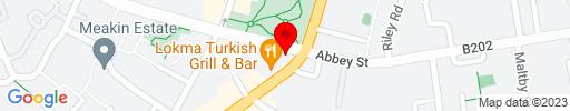 Map of Lokma