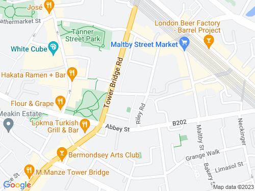 Map of Purbrook Street