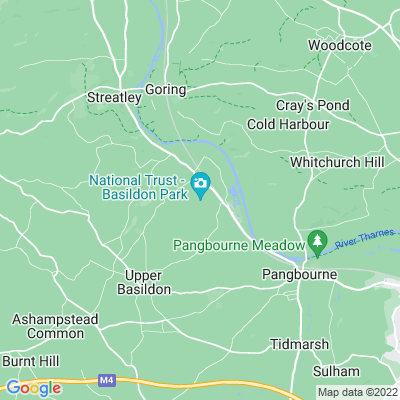 Basildon Park Location