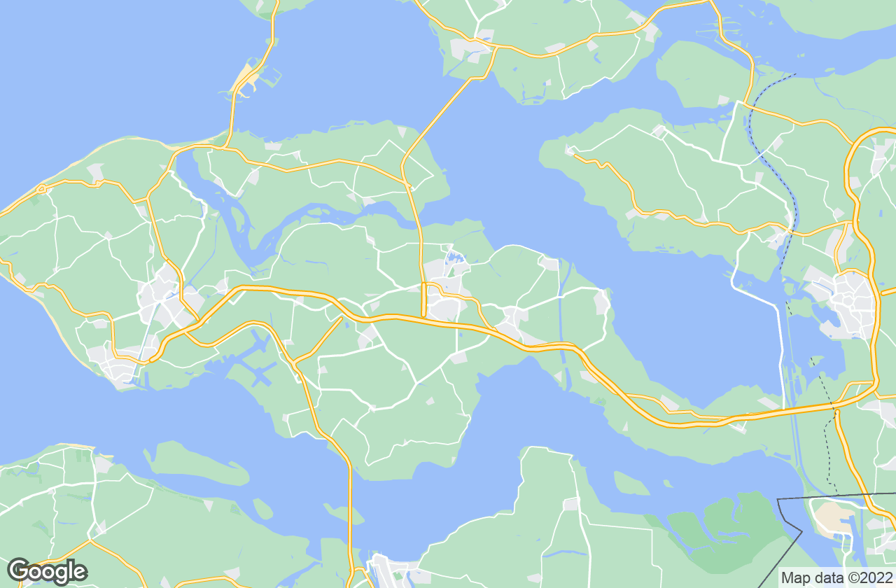 Google Map of Goes