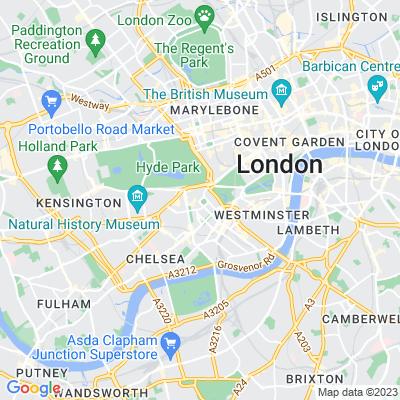 Belgrave Square Location
