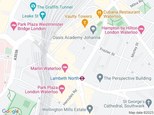 Map of Murphy Street