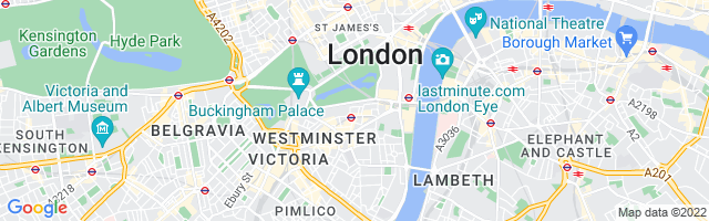 Map Of Westminster