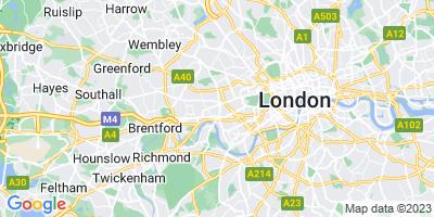 Hammersmith, London