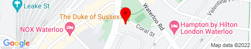 Map of The Duke of Sussex