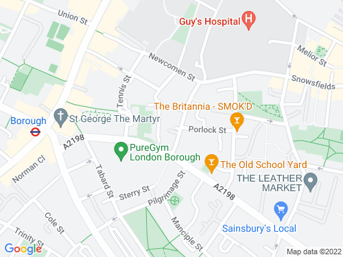Map of Plantain Place
