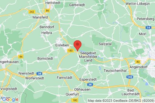 Karte Lüttchendorf