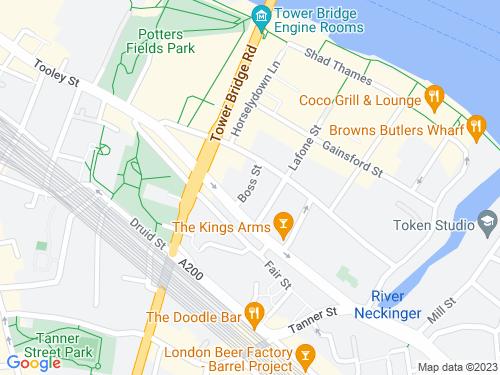 Map of Boss Street