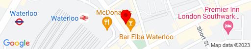 Map of Urban Baristas