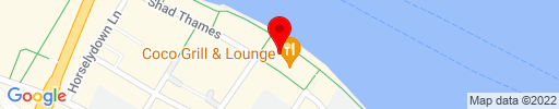 Map of All Bar One