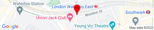 Map of Waterloo Cafe