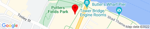 Map of The Ivy Tower Bridge