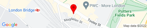 Map of Flat Iron Steak