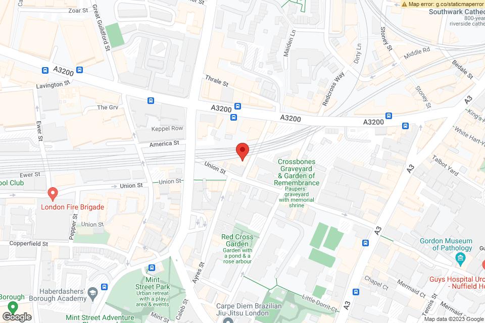 6 O'Meara St, London, SE1 1TE map