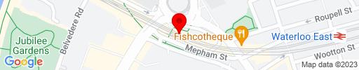 Map of Studio Lounge