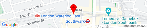 Map of Jack's Bar