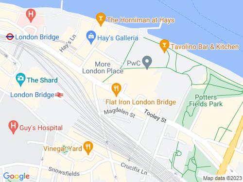 Map of Braidwood Street