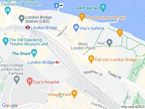 Map of Shipwright Yard
