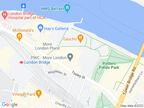 Map of Abbots Lane