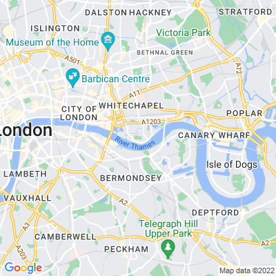 Wapping Gardens Location
