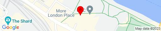Map of Pret a Manger