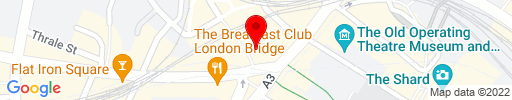 Map of Tapas Brindisa