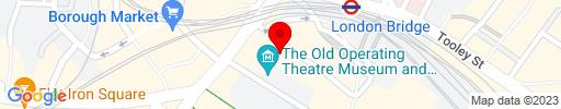 Map of Quarter Bar & Lounge