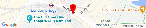 Map of McDonald's