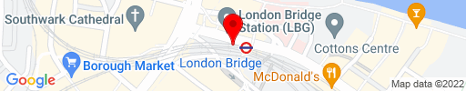 Map of Londoner Kebabs