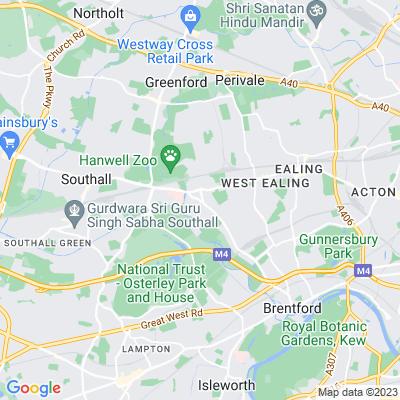 Hanwell Location