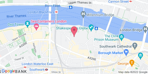 Get directions to Tate Modern Restaurant