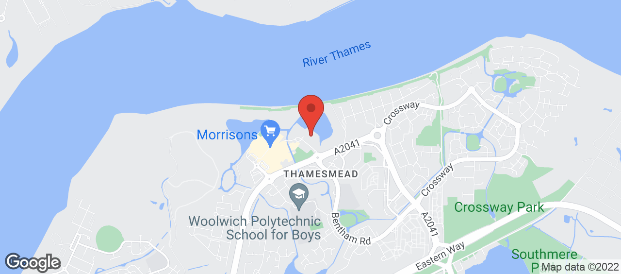 Thamesmere Library location and directions