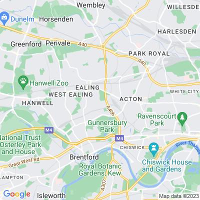 Warwick Dene Location