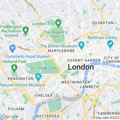 Grosvenor Square Location
