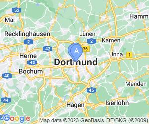 Karte für Boutique 102 Dortmund City