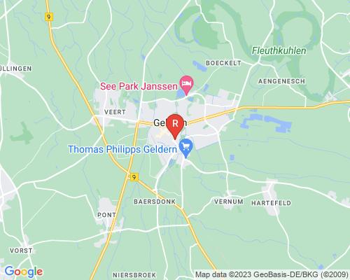 Google Karte von Rohrreinigung Geldern