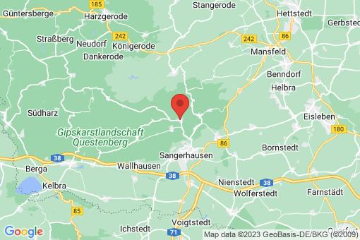 Karte Wettelrode