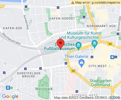 Anfahrt zu Alles Clean 24 Dortmund - DE-DO