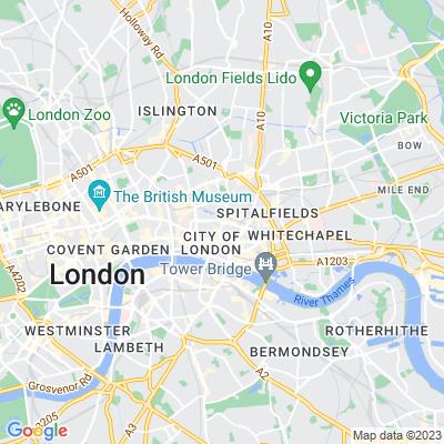 London Wall - Moorgate Location