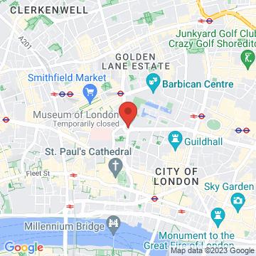 London, Museum of London, 150 London Wall, City, London EC2Y 5HN