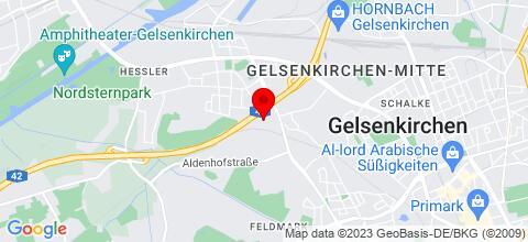 Google Map für Moderne Ferienwohnungen in zentraler Lage