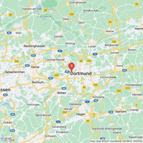 Disc Golf-Anlage Dortmund – Revierpark Wischlingen
