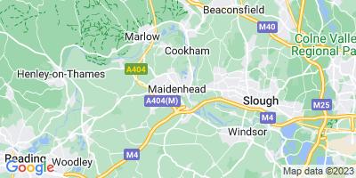 Maidenhead. Berkshire