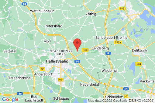 Karte Braschwitz